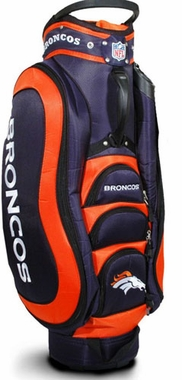 Denver Broncos Medalist Cart Bag