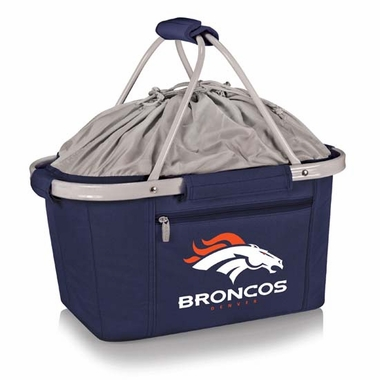 Denver Broncos Metro Basket (Navy)