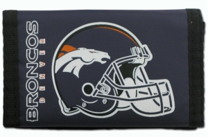 Rico Denver Broncos Nylon Wallet