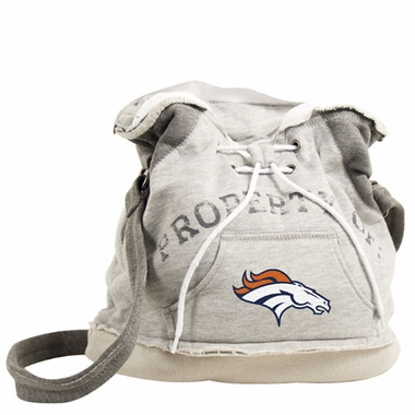 Denver Broncos Property of Hoody Duffle