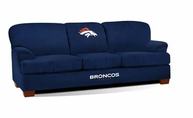 Denver Broncos First Team Sofa