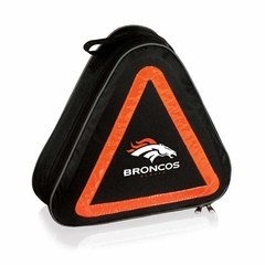 Denver Broncos Roadside Emergency Kit (Black)