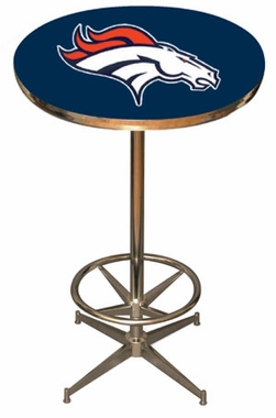 Denver Broncos Team Pub Table