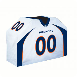 Denver Broncos Uniform Grill Cover