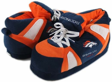 Denver Broncos UNISEX High-Top Slippers