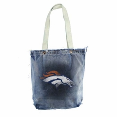Denver Broncos Vintage Shopper (Denim)