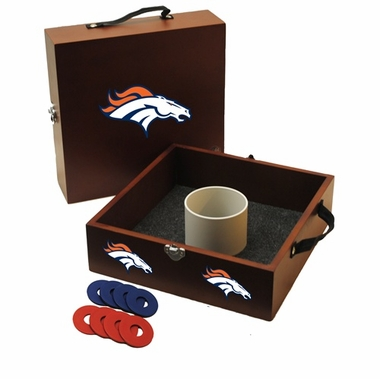 Denver Broncos Washer Toss Game