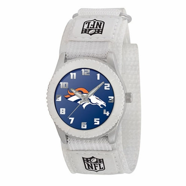 Denver Broncos Youth Rookie Watch (White)