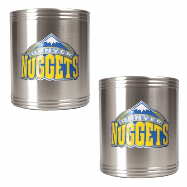 Denver Nuggets 2 Can Holder Set