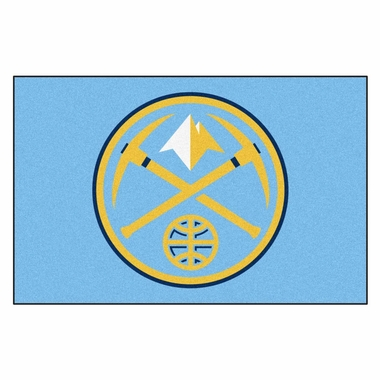 Denver Nuggets 20 x 30 Rug
