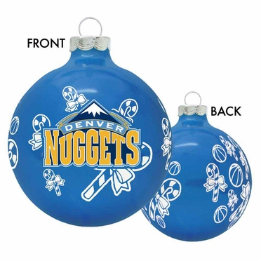 Denver Nuggets 2010 Traditional Ornament