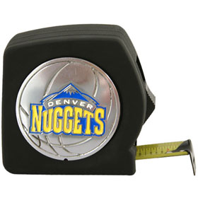 Denver Nuggets 25 Foot Tape Measure