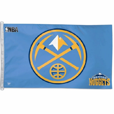 Denver Nuggets Big 3x5 Flag