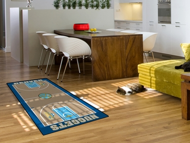 Denver Nuggets Court Runner Rug