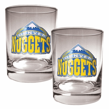 Denver Nuggets Double Rocks Set
