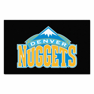 Denver Nuggets Economy 5 Foot x 8 Foot Mat