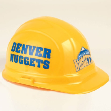 Denver Nuggets Hard Hat