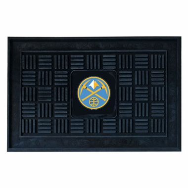 Denver Nuggets Heavy Duty Vinyl Doormat