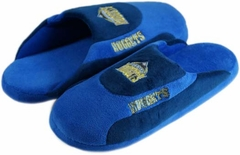Denver Nuggets Low Pro Scuff Slippers