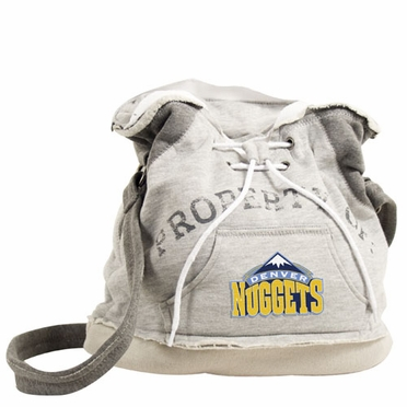 Denver Nuggets Property of Hoody Duffle