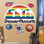 Denver Nuggets Wall Decorations