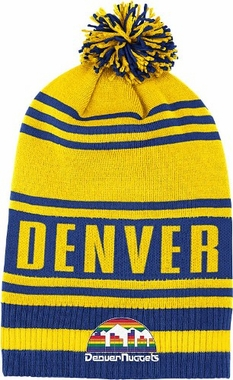 Denver Nuggets Throwback Pom Hat