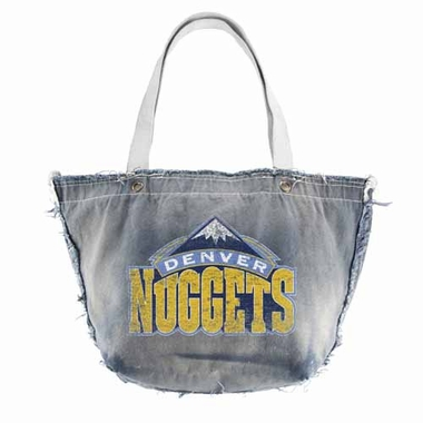 Denver Nuggets Vintage Tote (Denim)