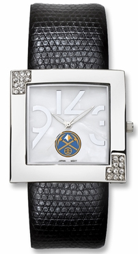 Denver Nuggets Women's Glamour Watch