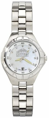 Denver Nuggets Women's Pearl Watch