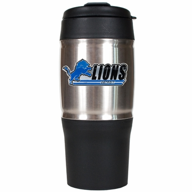 Detroit Lions Heavy Duty Travel Tumbler