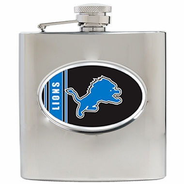 Detroit Lions 6 oz. Hip Flask