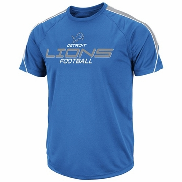 Detroit Lions FanFare V Performance Shirt