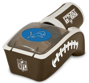 Detroit Lions Frost Boss Beverage Chiller