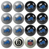 Detroit Lions Game Room