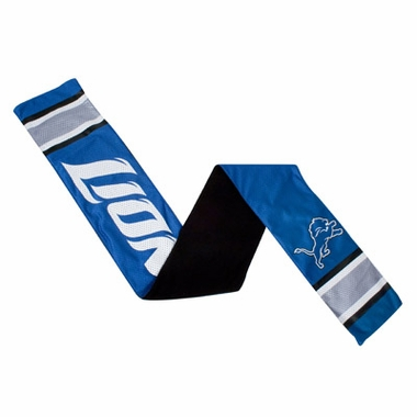 Detroit Lions Jersey Fashion Scarf