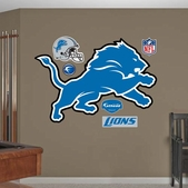 Detroit Lions Wall Decorations