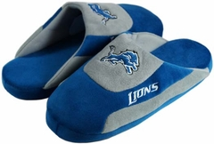 Detroit Lions Low Pro Scuff Slippers