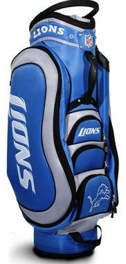 Detroit Lions Medalist Cart Bag