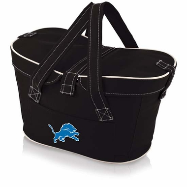 Detroit Lions Mercado Picnic Basket (Black)