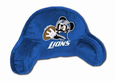 Detroit Lions Mickey Mouse YOUTH Bedrest