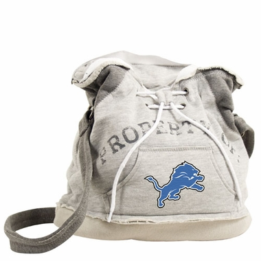 Detroit Lions Property of Hoody Duffle