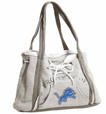 Detroit Lions Property of Hoody Purse