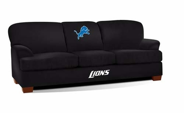 Detroit Lions First Team Sofa
