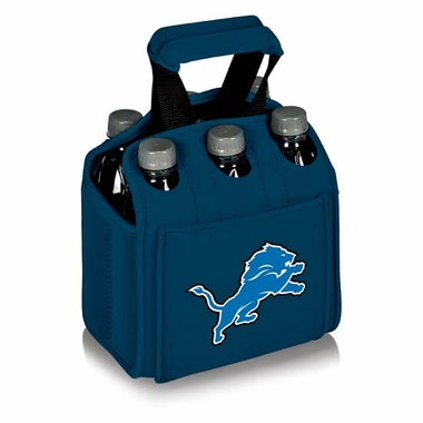 Detroit Lions Six Pack (Blue)