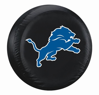 Detroit Lions Spare Tire Cover (Small Size)