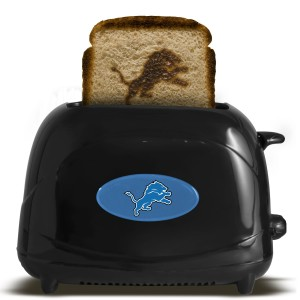 Detroit Lions Toaster (Black)