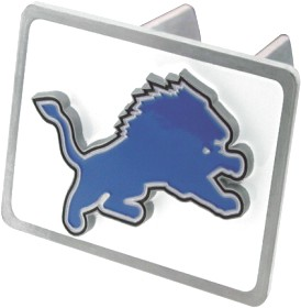 Detroit Lions Trailer Hitch Cover