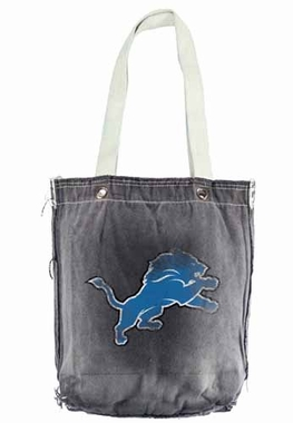 Detroit Lions Vintage Shopper (Black)
