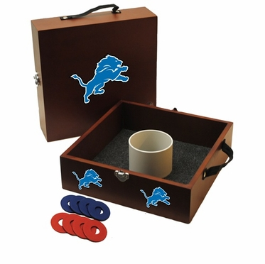 Detroit Lions Washer Toss Game