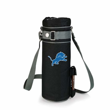 Detroit Lions Wine Sack (Black)